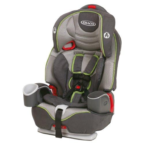 GRACO 葛莱 Nautilus 三合一儿童安全座椅 $119.99(约¥1380)