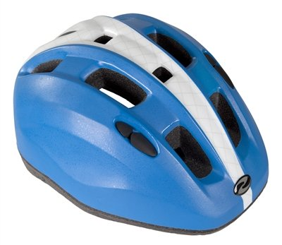 Dawes Buster Junior / Kids / Childrens Boys / Girls Bike / Cycle Helmet 46-52cm Blue by Dawes