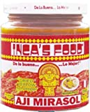 Incas Food Aji Mirasol - Product of Peru/ Producto de Peru