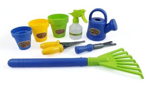 Little Gardeners 8 Piece Gardening Tool Set for Kids - 1
