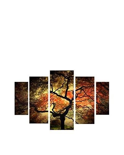 "Philippe Sainte-Laudy ""Japanese"" 5-Panel Art Set, 40″ x 58″"