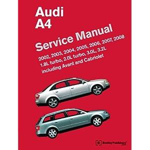 Download e-book Audi A4 (B6, B7) Service Manual: 2002, 2003, 2004, 2005, 2006, 2007, 2008