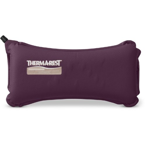 Therm-A-Rest Lumbar Pillow, Eggplant