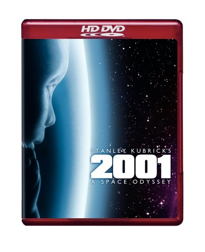 Cover art for  2001 - A Space Odyssey [HD DVD]