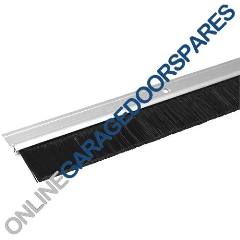 garage door draught excluder brush strip seal 25mm. Black Bedroom Furniture Sets. Home Design Ideas