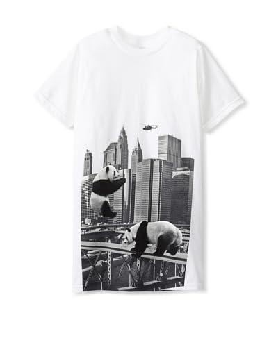 Arka Men's Panda Playground T-Shirt