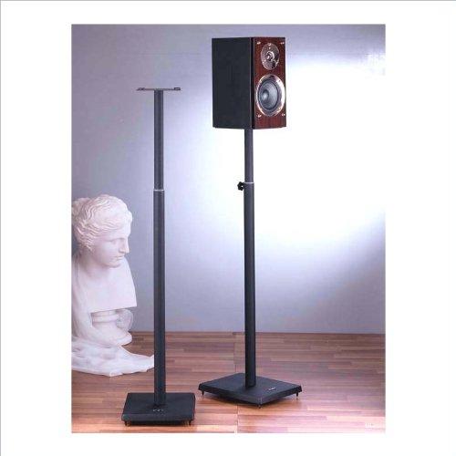 Vti Ble101 Surround Sound Adjustable Speaker Stand - Black