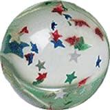 Glitter Star Bouncy Balls Case Pack 48