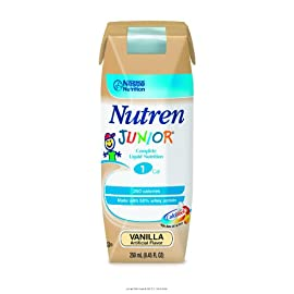 Nutren Junior , Nutren Jr Van Liq Nut-N 250 ml, (1 EACH, 1 EACH)
