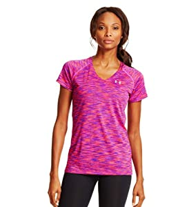 Under Armour Tech Space Dye Women's T-Shirt - XL