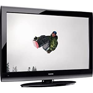 Toshiba 37E200U 37-Inch 1080p 60 Hz LCD HDTV (Black Gloss) (2010 Model)