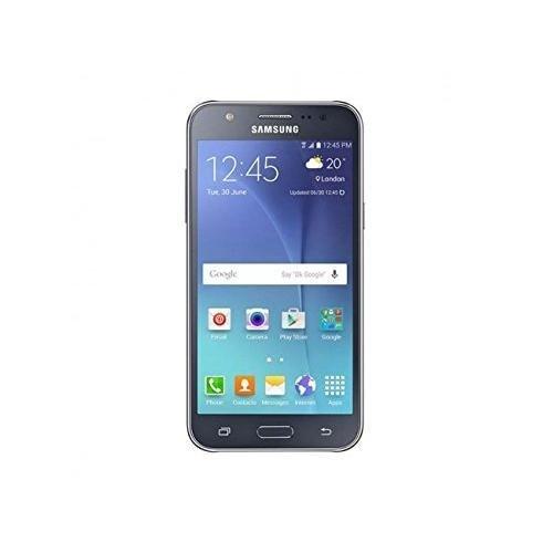 Samsung Galaxy J7 J700M 16GB Unlocked GSM 4G LTE Quad-Core Android Lollipop Smartphone w/ 13MP Camera - Black (International Version) (Sim Free Smartphones compare prices)