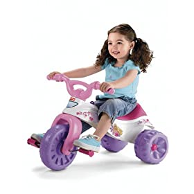 Barbie Princess Tough Trike
