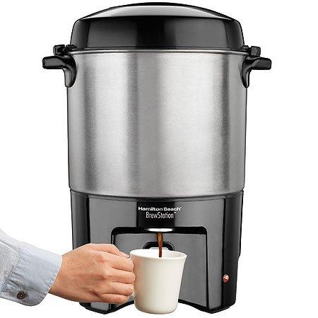 BrewStation 40 Cup Coffee Urn BrewStation 40