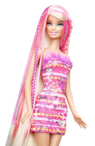 Kids toys planet barbie x2345 il salone del colore - Barbie senza colore ...