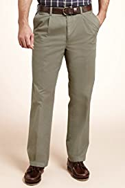 Blue Harbour Pleat Front Chinos with Stormwear+™