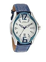 Chronotech Reloj de cuarzo Beyond Azul 44  mm