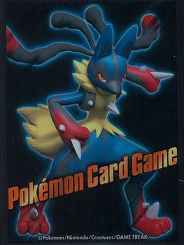 Pokemon Mega Lucario Card Sleeves (32)