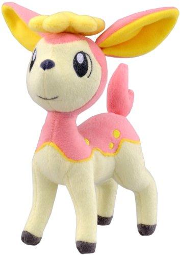 Peluche-Deerling-Pokemon-21-cm
