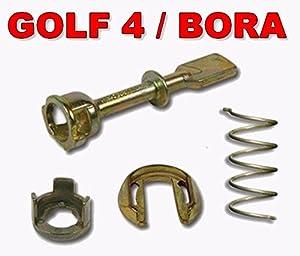 kit reparation barillet volkswagen vw golf 4 et bora serrure poignee porte avant. Black Bedroom Furniture Sets. Home Design Ideas