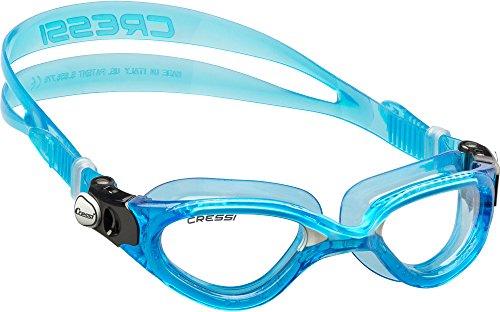 Cressi Flash - Gafas de natación, color azul / blanco 8.40€