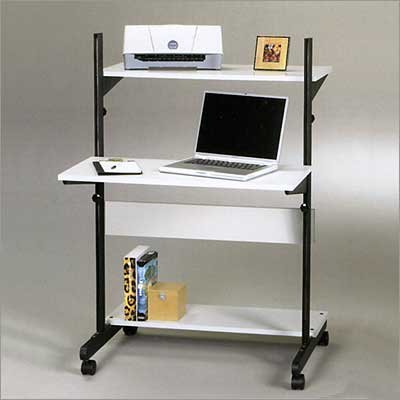 Buy Low Price Comfortable Mayline Group Soho Adjustable Home Office Computer Table (B001K2VBNC)