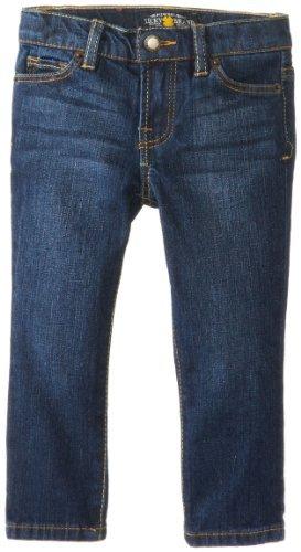 Lucky-Girls Baby Brand Infant Cate-Jeans Skinny Indgo scuro, 24 mesi, colore: dark Indgo taglia: 24 mesi Infant Baby, bambino