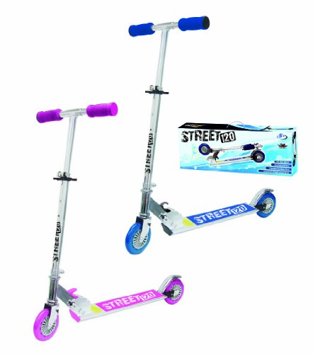 Monopattino Richiudibile Sport One Scooter Street 120 Rosa - 50 Kg