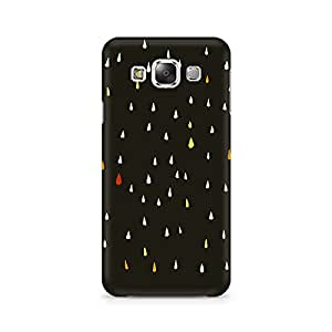 Mobicture Premium Printed Back Case Cover With Full protection For Samsung Galaxy E7