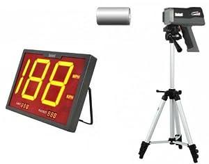 Bushnell Speedscreen Sports Kit Bushnell SpeedScreen Radar Gun Display 101922,... by Bushnell