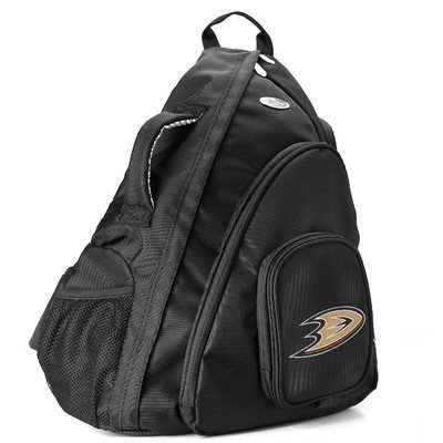 nhl-anaheim-ducks-travel-sling-backpack-19-inch-black-by-denco