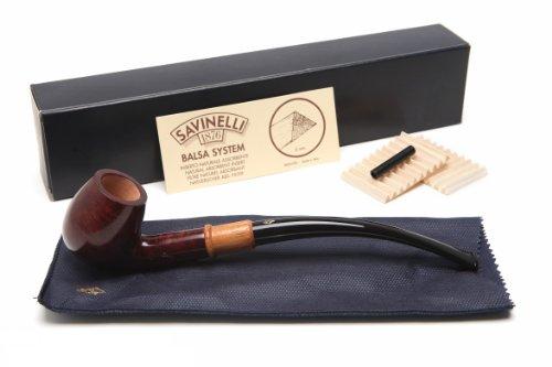 Savinelli Qandale Smooth 602 Tobacco Pipe