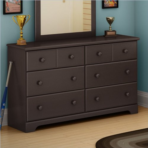 South Shore Summer Breeze Collection 6-Drawer