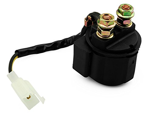 Aftermarket Replacement Electric Starter Relay Switch Solenoid Fit For Polaris ATV Ranger RZR 170 2009 2010