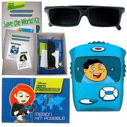 Disney s Kim Possible Top Secret Spy KitB001D2P7HK : image