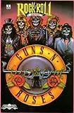 Rock 'n' Roll Comics 1, June 1989 - Guns 'n' Roses