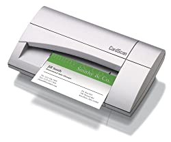CardScan Executive Card Scanner -Mac