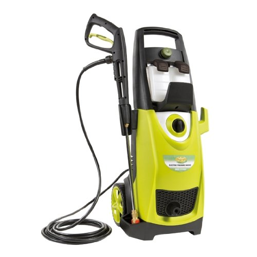 Find Discount Sun Joe SPX3000 2030 PSI 1.76 GPM Electric Pressure Washer, 14.5-Amp
