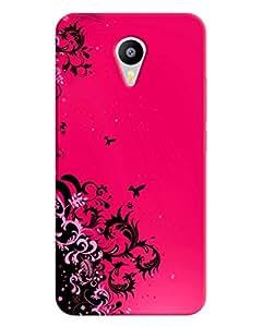 FurnishFantasy 3D Printed Designer Back Case Cover for Meizu M2 Note