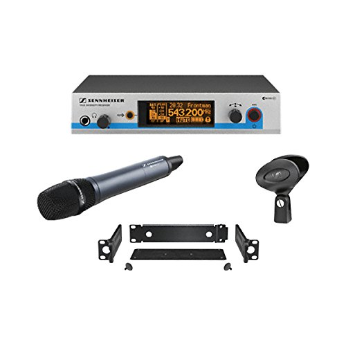 Sennheiser Ew 500-945 G3 - Wireless Vocal System With Dynamic Supercardioid Handheld Mic - G-Range (566 - 608 Mhz)