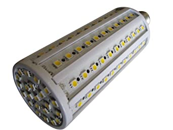 26W E27 Warm White 3000K 132 LED 5050 SMD Corn Light Bulb Spotlight Energy Saving Lamp 200-250V