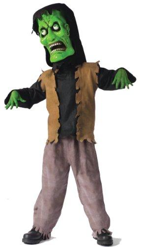 - Bobble Head Monster Kids Costume - Child L