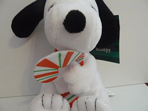Peanuts-Snoopy with Candy Cane - 1