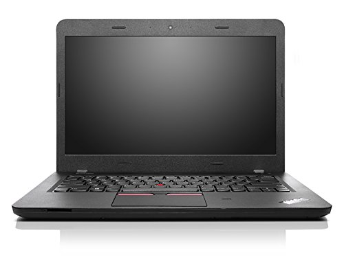 Lenovo ThinkPad E450 20DC004CUS 14-Inch Laptop (Black)