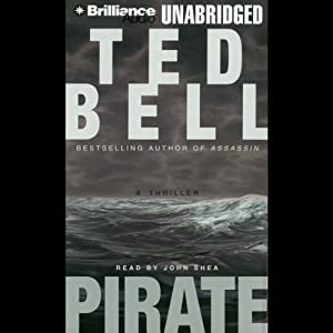 Pirate: An Alex Hawke Thriller | [Ted Bell]
