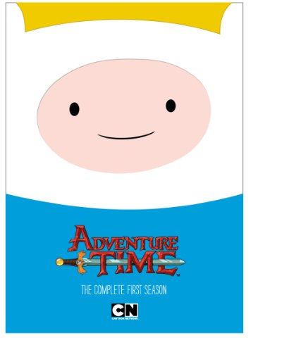 Adventure Time: Complete First Season [DVD] [Import]