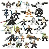 Star Wars Wave 1 Galactic Heroes Figures