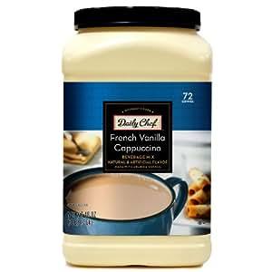 Daily Chef French Vanilla Cappucino - 3 lbs.