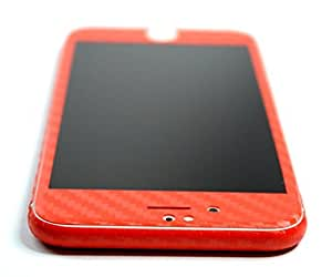 MOBI WORLD FULL BODY CARBON RED SKIN FOR IPHONE 6 PLUS/6S PLUS