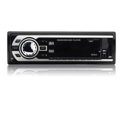 SainSpeed Car Audio Stereo In-Dash MP3 Player Radio FM USB SD AUX input Receiver YT-C3027U